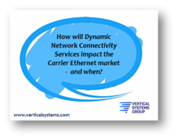Who Needs Dynamic Ethernet Connectivity Services?
