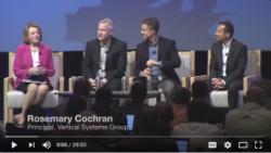 Video: MEF17 - Service Innovation Panel: AT&T, Verizon, Spectrum Enterprise